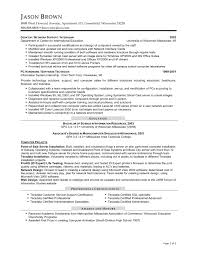 certified systems engineer sample resume small engine repair - Information  System Officer Resume