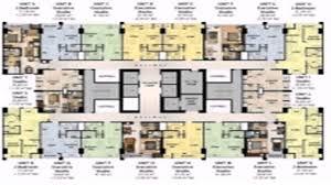 3 Bedroom  Maid Room 2119 Sqft Type H Marina View Floor Plan Floor Plan Plus