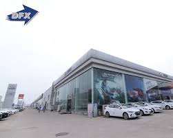 Auto Shop Building Designs China Customized Design Prefabricated Auto 4s Shop Steel