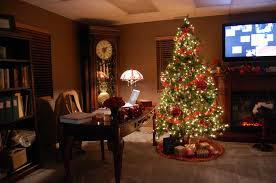 best amazing christmas decorating ideas office 1
