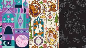Disney Patterns Delectable Disney Parks Blog Unboxed New Dooney Bourke Items For Summer