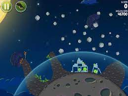 Pig Bang 1-18/Space Eagle | Angry Birds Wiki
