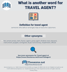 Another Word For Travel Agent Magdalene Project Org