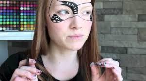 catwoman makeup tutorial 12