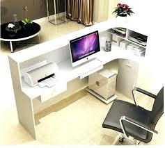 salon reception area furniture cool reception desk wondrous used reception desk for home design unique pd