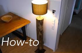 Lampen Selbst Bauen Aus Holz