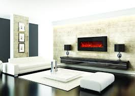 Small Picture Amantii Designer Built inWall Mount Electric Fireplace WM BI 58