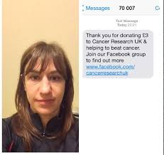 ivana morreale on twitter selfie no makeup awareness for t cancer co tra0knwnnf
