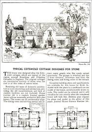 english cottage plans