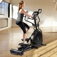 Everlast Ev918 Light Commercial Elliptical With Power Incline Everlast Ev918 Light Commercial Elliptical With Power