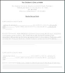 How To Get A Doctors Note For Stress Leave Sick Note For Work Template Sharpbit Me