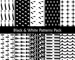 Black Patterns Amazing Designer Black And White Pattern