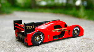 pinewood derby race cars the coolest pinewood derby car to never race autoblog