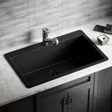 granite drop in sink. Modren Sink Granite Composite 33 With Drop In Sink O