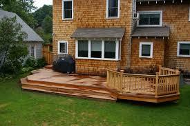 backyard deck design ideas. Delighful Design High Quality Outdoor Decks Wood Deck Designs Ideas Tikspor With Backyard Design