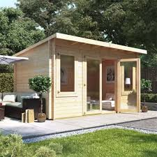 your shed into the perfect home office