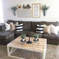 Adorable Living Room Pillow Idea (67). Modern Farmhouse ...