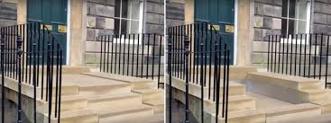 When considering a new staircase, think about your family members and how they use the stairs to make the best choice because each kind has advantages and disadvantages. Open Sesame Wheelchair Friendly Elevator Entrance Hiding Under The Stairs Urbanist
