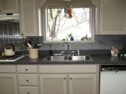 Kitchen Backsplash Tin Tin Backsplash For Kitchen The Kitchen Remodel