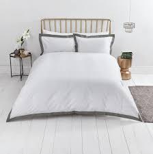 sainsbury s home renna boutique oxford bedding set double from argos on