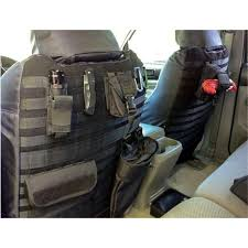 cordura ballistic tactical custom seat covers