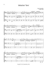 bassoon sheet music am 135 renaissance trios for bassoon minis anselmamusic