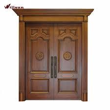 Kerala Teak Wood Door Designs Indian Model Teak Wood Panels Carved Main Front Double Door Design For House In Kerala Buy Indian Model House Main Door Design Teak Wood Main Door