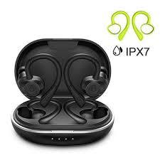 HolyHigh <b>Bluetooth</b> 5.0 <b>Wireless</b> Sports <b>Earbuds Waterproof</b> IPX7 ...