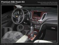 Kit Painel Madeira Para Chevy Equinox Pequeno 2018 2019 Kit