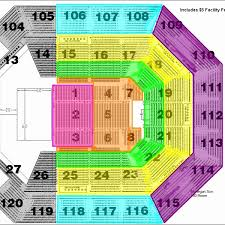 Honda Center Seat Online Charts Collection