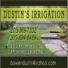 Dustin Bowen's Email & Phone | Dustin's Irrigation