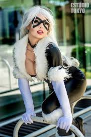 black cat marvel cosplay. Perfect Cat Polly Cosplay As Black Cat Marvel Comics Inside Marvel Pinterest