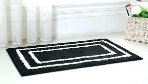 white bathroom mats black and gray bathroom rugs strikingly black and white bath rug cosy gray