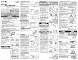 29 lovely liftmaster garage door opener remote manual