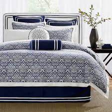 grande image blue comforter sets