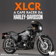 harley davidson xlcr a cafe racer de f brica da harley motocultura