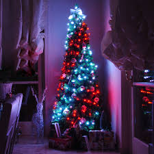 App Controlled Christmas Tree Lights Twinkly Twinkly Touch Of Modern