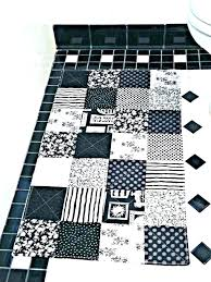 black and white bath mat elephant bath rug small size of black and white bathroom rug