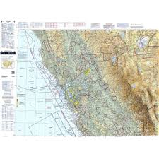Great Falls Sectional Chart Faa Chart Vfr Sectional San Francisco