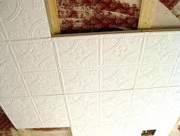 glue ceiling tiles styrofoam glue up ceiling tiles menards