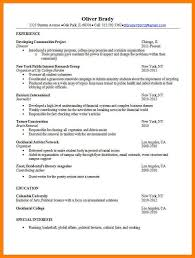 40 Barack Obama Resume Letter Setup Custom Obama Resume