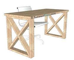 computer desk build plans simple desk plans easy computer desk x leg desk plans and tutorial computer desk build