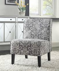 linon coco accent chair harvest fabric 18 inch seat height walmart