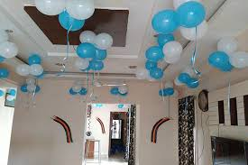 balloon decoration for birthday at home home decor 2017
