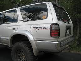 TRD Off Road Decals - Toyota 4Runner Forum - Largest 4Runner Forum