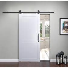 white sliding barn doors. Marvelous White Sliding Barn Door 6 Marvellous Inspiration Anna Ana Console 42x84 Double Doors For Homes R