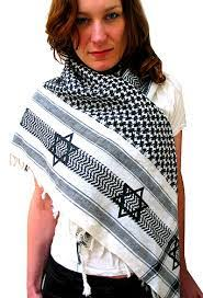 keffiyeh. not much later, an israeli scarf version of the keffiyeh appeared, at dismay palestinians. those who believe they understand true