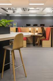 London Office Design Classy Workspace And Office Design Projects In London Deliveroo Unispace