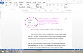 mla txstatewritingcenter click here to view an example of what your header should look like mla papers do not require a title page although your professor request that you