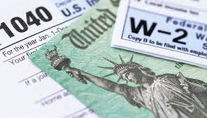irs tax on my stimulus payment